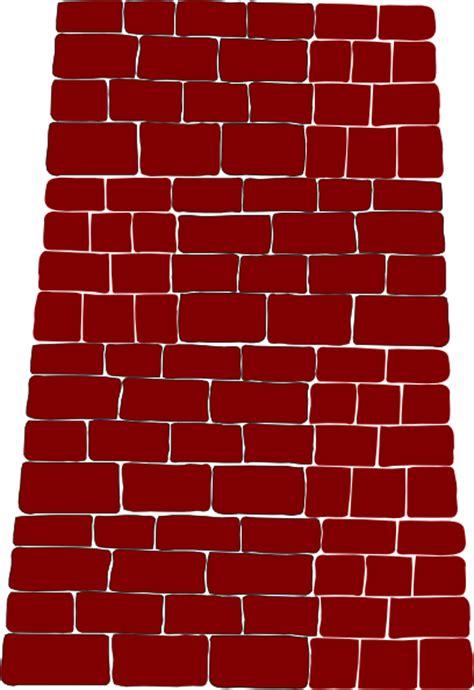 red brick wall clip art  clkercom vector clip art