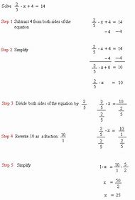 Best Two-step Equations - ideas and images on Bing | Find what you ...