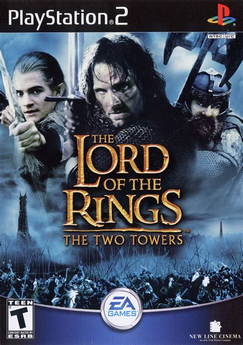 lord   rings   towers xbox ps gcn game mod db