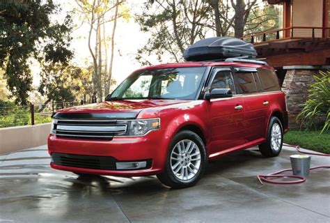 ford flex  specifications
