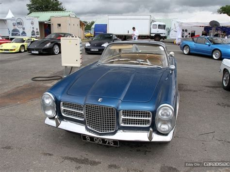 Photos du jour : Facel Vega 2 (Sport & Collection)