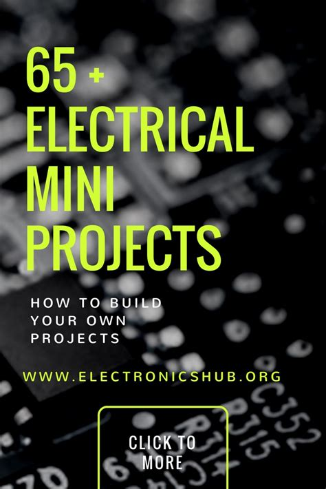 Top Electrical Mini Projects