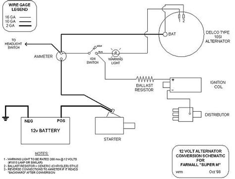 viewing a thread 24 v to 12 v conversion on jd 4020