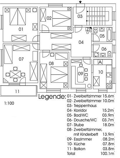Ferienwohnung Scuol (Schuls), Unterengadin, 4 1/2 Zi., bis