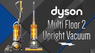 dyson dc40 multi floor upright ball vacuum w accessories