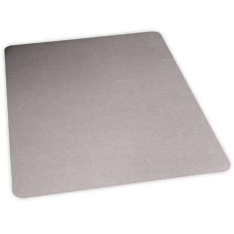 es robbins trendsetter rectangle laminate chair mat for