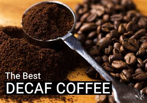 Decaf coffee beans are soaked in solvents to remove 97% of caffeine content before roasting. The Best Tasting Decaf Coffee Beans Of 2021 | KitchenSanity