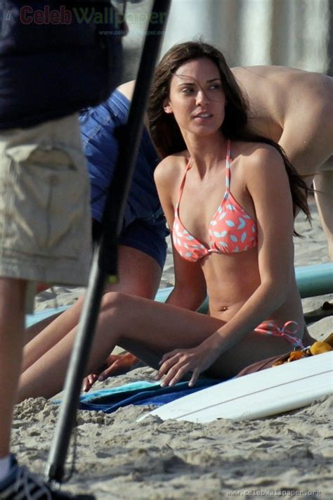 odette annable odette annable celebrity piercings bikinis