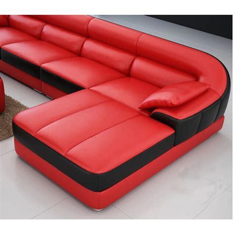 canapé d angle en cuir canapé d 39 angle en cuir atlanta canapés d 39 angle en cuir