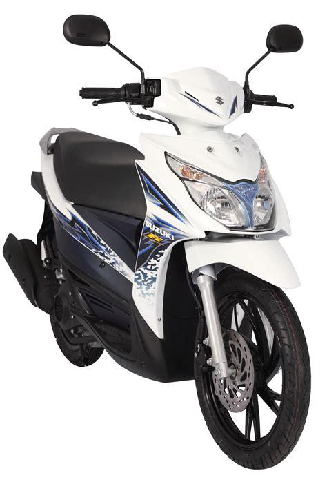 Suzuki Hayate 125 by 2014 Suzuki Hayate 125 Fi Moto Zombdrive