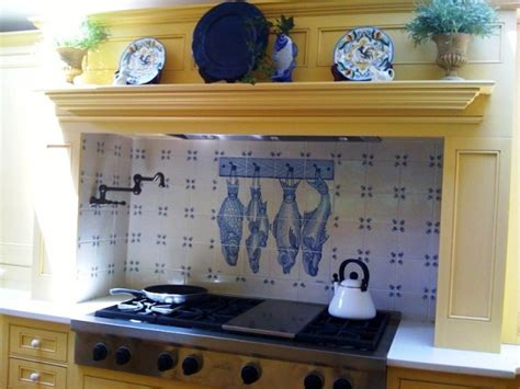 fish tiles kitchen custom kitchen at 1460 jackson corners road hook ny 3752