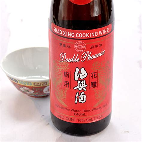 sherry cuisine shao xing cooking wine quot hua tiao quot ingredients and