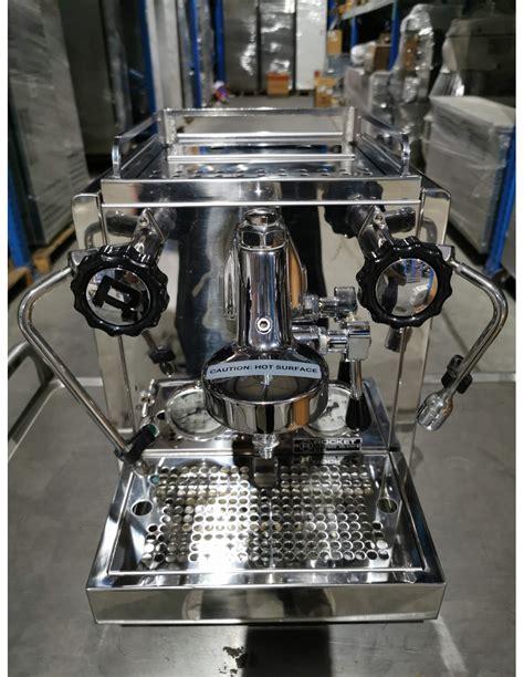 Limited time sale easy return. Used Rocket R58 Dual Boiler Espresso Machine V2 8794