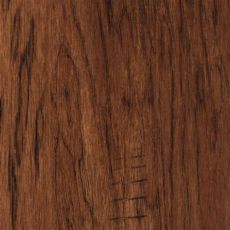 vinyl plank flooring hickory home legend hand scraped reno hickory vinyl plank flooring 5 in x 7 in take home sle hl