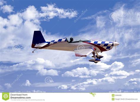 Stunt Plane Royalty Free Stock Image - Image: 2946426