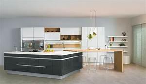 sensations kitchen by marc moreau signatures line With table salle À manger contemporaine pour petite cuisine Équipée