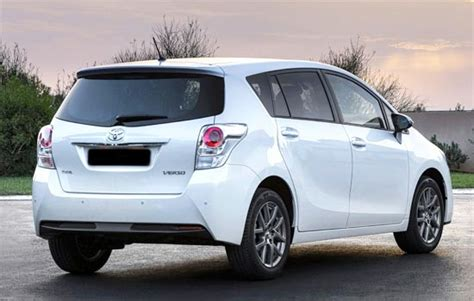 2019 Toyota Verso Release Date And Redesign Toyota