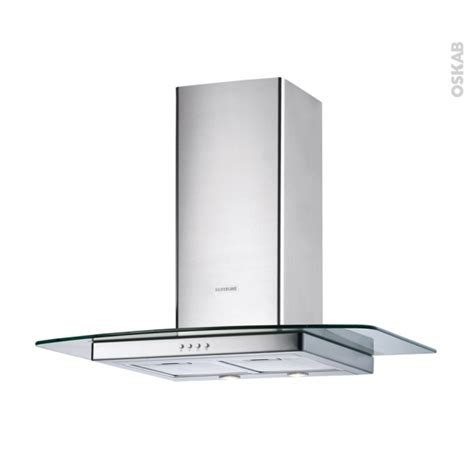 hotte de cuisine 60 cm hotte de cuisine aspirante verre 60 cm inox verre