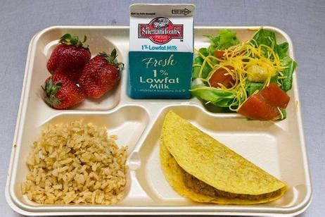How Much Do School Lunch Make by How Much E Is In School Lunches