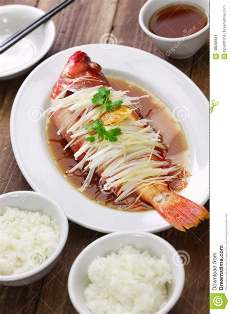 steamed grouper chinese diet