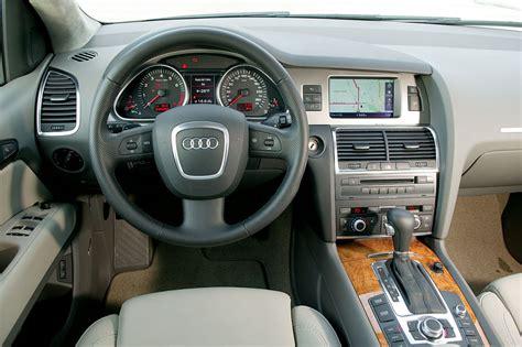 audi  suv review road test automobile magazine