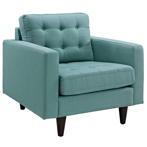 Modern Chairs  Enfield Light Blue Chair Eurway