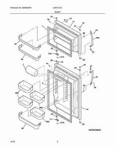 Frigidaire Lght2137lp2 Parts List And Diagram