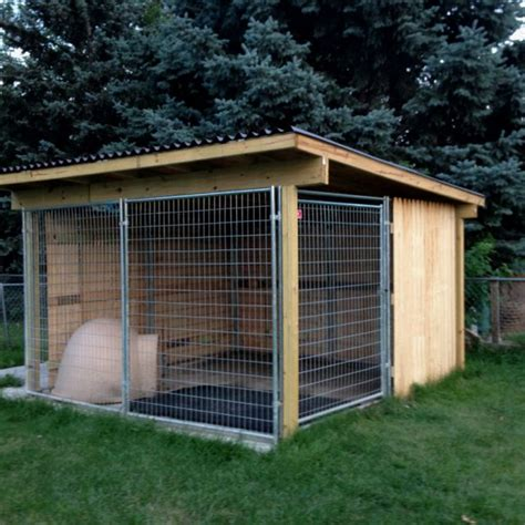 outdoor kennel kami 39 s kennel awesome outdoor kennel for my