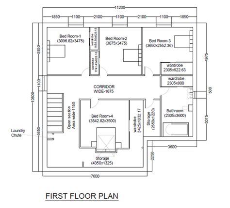 redraw  floor plan  autocad   archi fivesquid