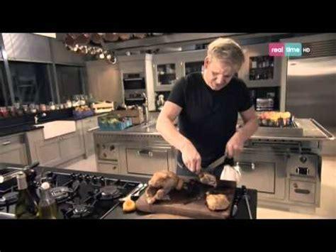 cucinare con gordon ramsay in cucina con ramsay episodio 1