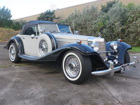 Mb 540k Marlene  Classic Other Makes 1936 For Sale