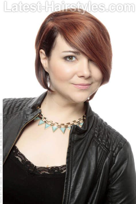 perfect short hairstyles   faces
