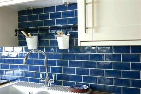blue kitchen wall tiles blue kitchen tiles blue tile ideas blue tile cobalt blue 4834