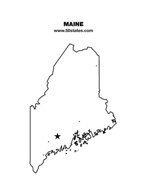 print  states  map capitals  state abbreviations
