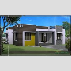 Modern Three Bedroom House Plans Beautiful Kerala Style