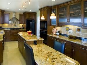 granite top island kitchen table 77 custom kitchen island ideas beautiful designs