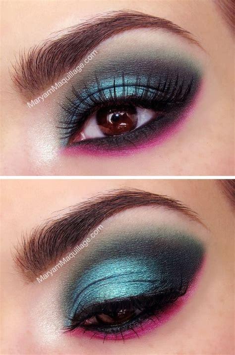 idees canons pour  makeup de soiree astuces de filles