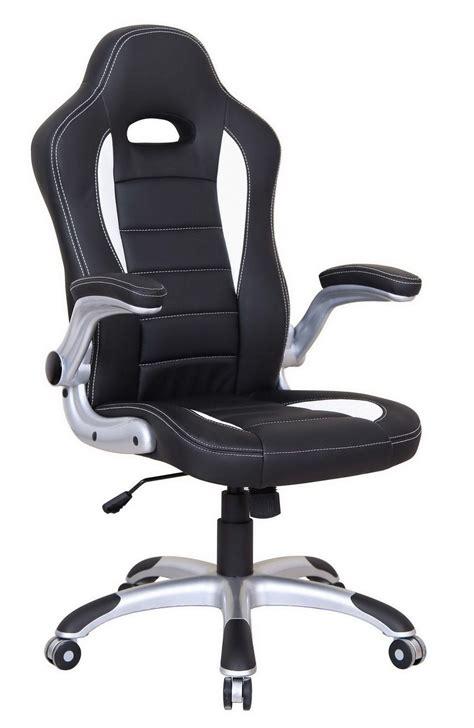 solde fauteuil bureau cuir