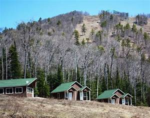 Trailside Cabins - Mount Bohemia - Extreme Skiing - Upper ...