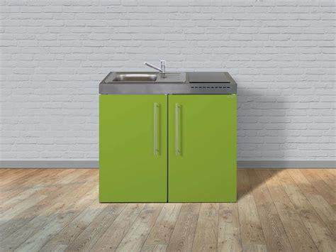 Miniküche Mit Kühlschrank by Stengel Edelstahl Minik 252 Che Mp 100 Mit K 252 Hlschrank