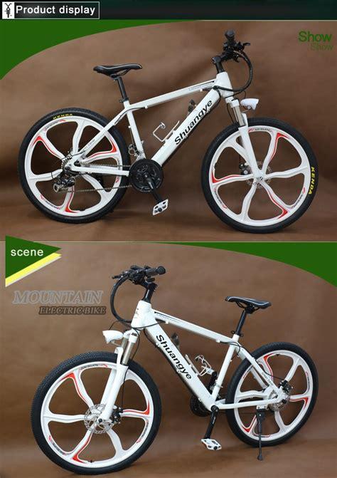magnesium alloy wheel mountain electric bike buy