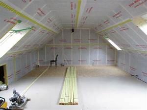 Isolation Thermique Combles : isolation thermique de votre maison mat riaux performants ~ Premium-room.com Idées de Décoration