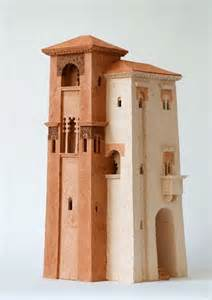 arthur meijer clay buildings ceramic and
