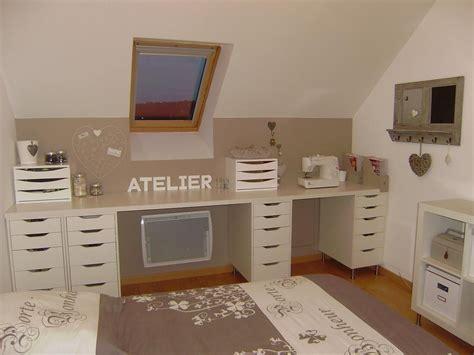 bureau plan de travail ikea aménagement du coin bureau des tiroirs simples sous le