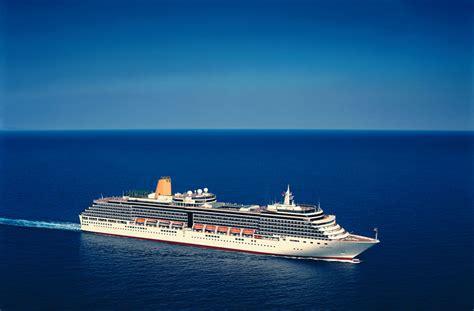 P&o Cruise Ships