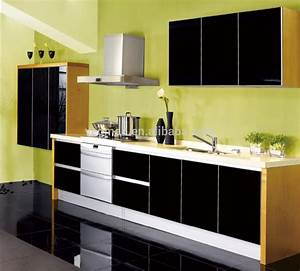 High gloss acrylic kitchen cabinet door high gloss for Kitchen colors with white cabinets with acrylic wall art custom