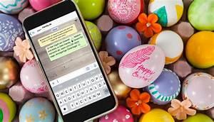 Ostergrüße Per Whatsapp : die sch nsten ostergr e per whatsapp versenden ~ Frokenaadalensverden.com Haus und Dekorationen