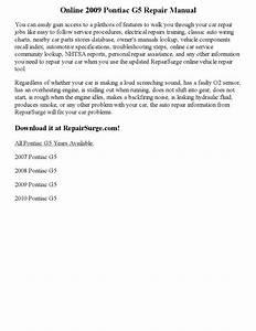2007 Pontiac G5 Wiring Diagram : 2009 pontiac g5 repair manual online by carry dev issuu ~ A.2002-acura-tl-radio.info Haus und Dekorationen