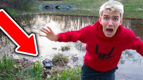 Monster In Pond!! (nest Found)