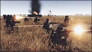 MODERN LINE DEFENSE BATTLE - Call of Duty: World War 3 Mod ...